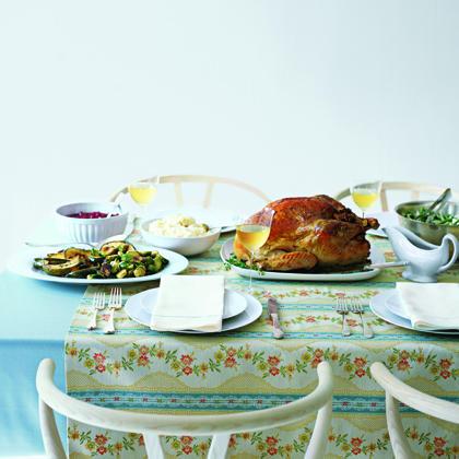 Thanksgiving Turkey and Gravy Recipe
