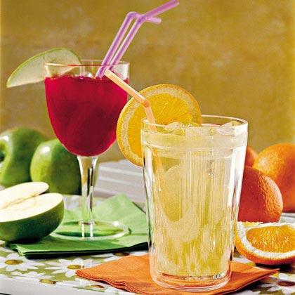 Cranberry-Apple Sparkler Recipe