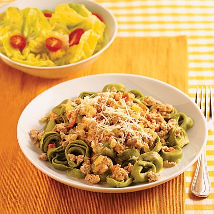 Tortellini Bolognese Recipe