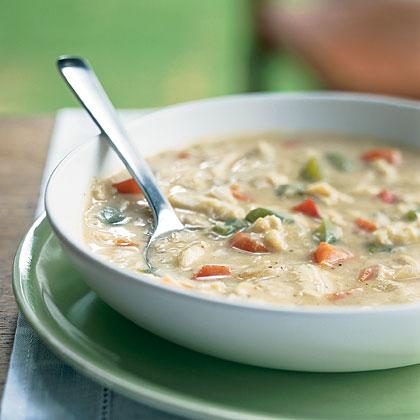 Savannah-Style Crab Soup Recipe