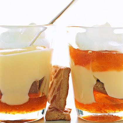 Apricot ParfaitRecipe