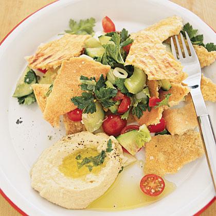 Lebanese Bread Salad