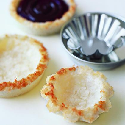 Macaroon Crusts Recipe