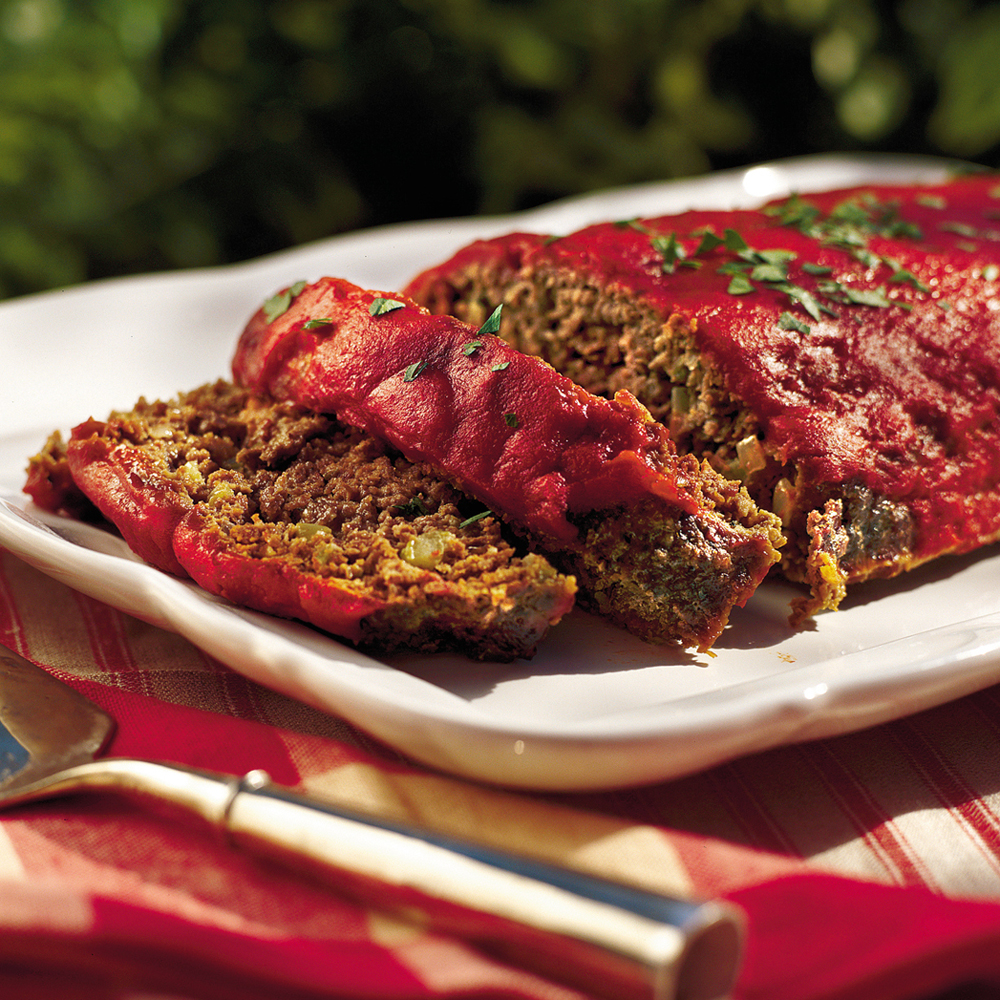 Old Fashioned Meatloaf Recipe Myrecipes