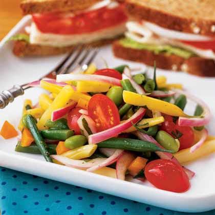 Multibean Salad Recipe