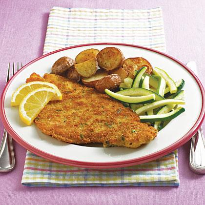 Crispy Pan-Fried SoleRecipe