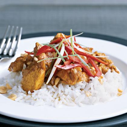 Quick Chicken Curry Recipe