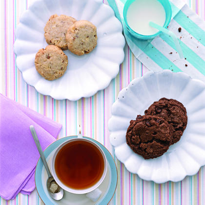 Double Chocolate-Chip Cookies Recipe