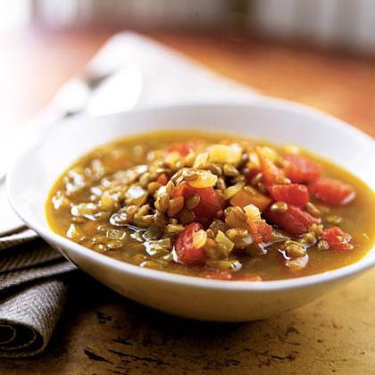 ginger-lentil-soup Recipe
