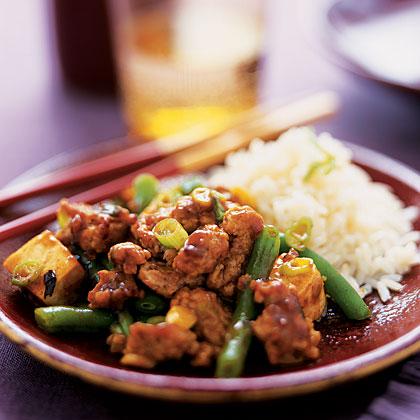 pork-green-beansRecipe