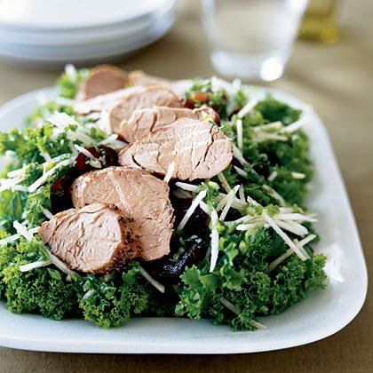 mustard-greens-pork Recipe