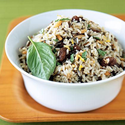 nut-wild-rice Recipe