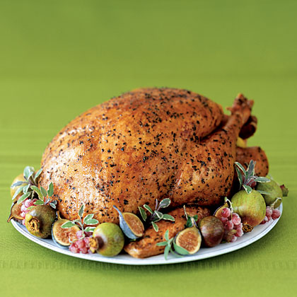 herb-rubbed-turkey Recipe