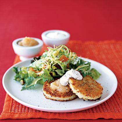 parmesan-potato-pancakes Recipe
