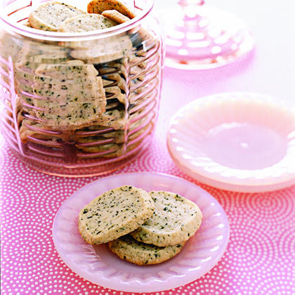 Earl Grey Tea Cookies RecipeSet these simple cookies out with after-dinner coffee and tea and they'll disappear in no time!