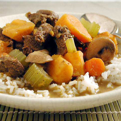 Curried Beef Stew Recipe | MyRecipes