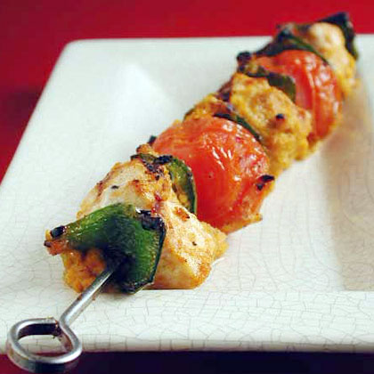 Swordfish Kebabs Recipe