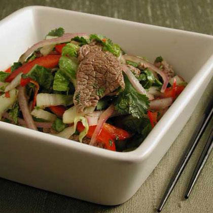 Thai Tenderloin Salad