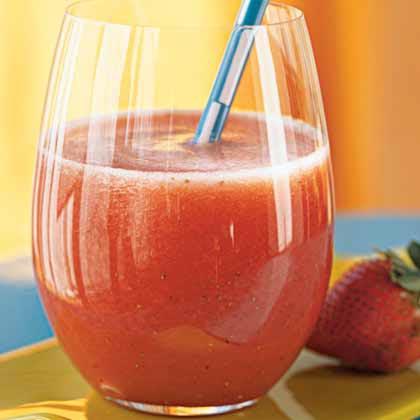 Strawberry Agua FrescaRecipe