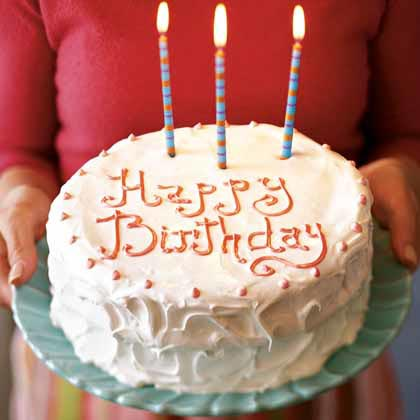 Celebrate With Our Best Birthday Cake Recipes