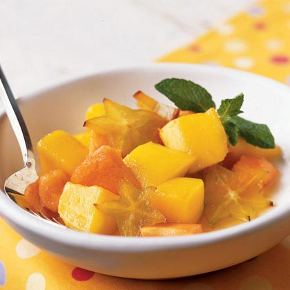 Tropical Fruit Compote Recipe