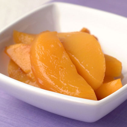 Caramelized Mangoes