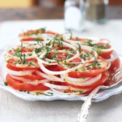 Creole Tomato SaladRecipe
