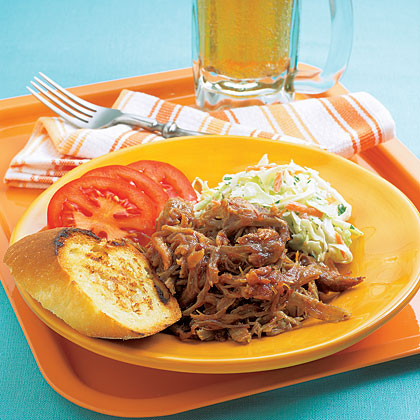 Pulled Pork with Coleslaw Recipe