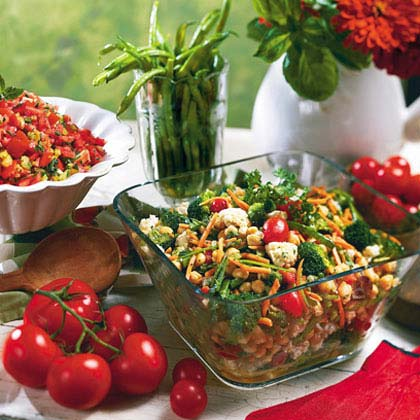 Marinated Dill Green Beans Recipe