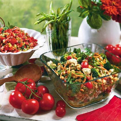 Marinated Vegetable Salad Recipe