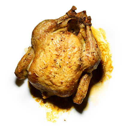 Organic Rosemary Roast ChickenRecipe
