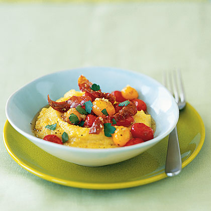 Creamy Parmesan Polenta Recipe
