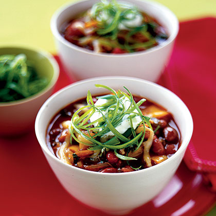The Slow Cooker RecipeThis will be the best item you will purchase. Imagine coming home to the smell of homemade (and antioxidant rich) Red Bean and Poblano Chili on a cold fall day. You can scoop it in a bowl, eat it in your bed, plop that empty bowl on your desk, and roll over for a nap. Life is that easy with this programmable slow cooker. Combine the ingredients in the morning, turn it on, leave for class, come home, and voila! You have a hearty meal waiting for you.Get this Slow Cooker: Cuisinart Three and a Half Quart Programmable Slow Cooker