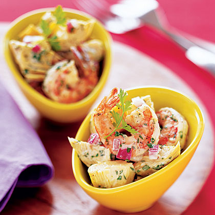 shrimp-artichoke-saladRecipe
