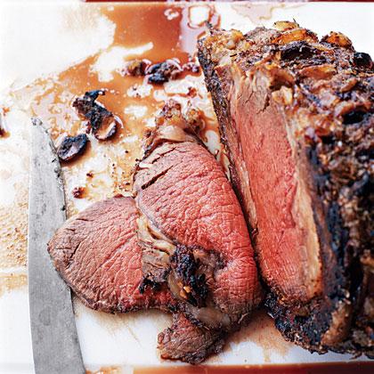 Slow-Roasted Roast Beef