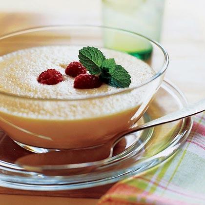 Summer-Fruit Soup Recipe