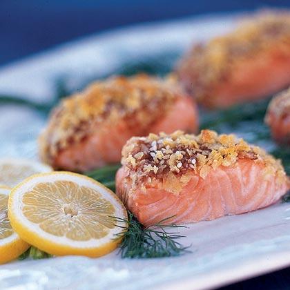 Salmon Mini Fillets Recipe
