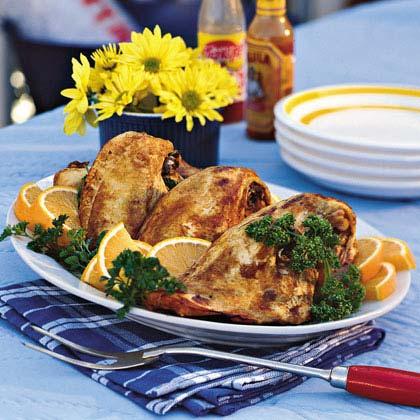 Mojo-Marinated Chicken Recipe
