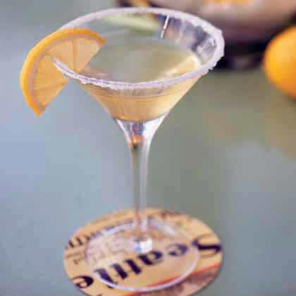 Lemon Drop LiqueurRecipe