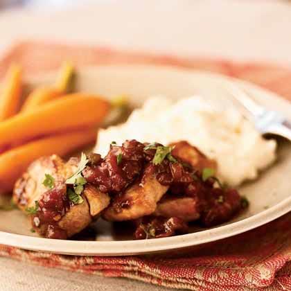Spicy-Sweet Pork Tenderloin