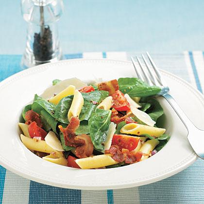 BLT Pasta SaladRecipe