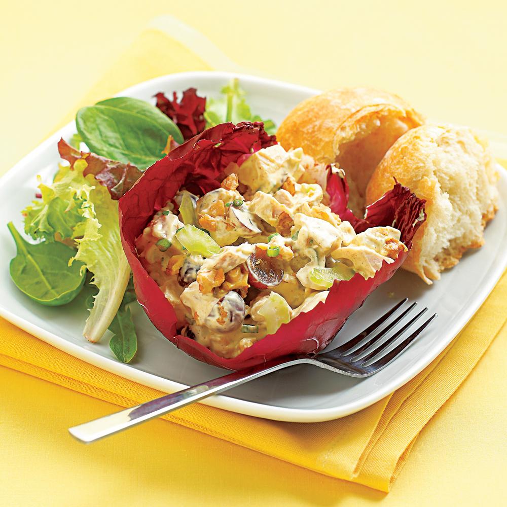 Our best chicken salad recipes myrecipes curried chicken salad forumfinder Choice Image