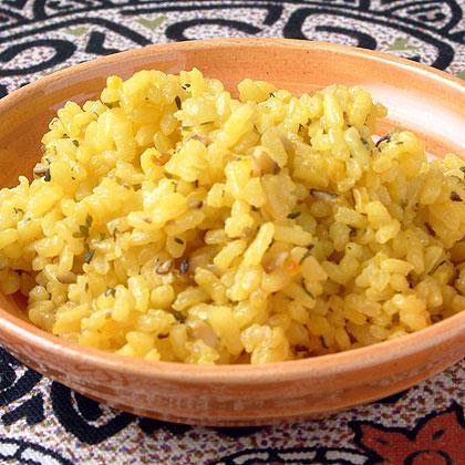 Baked Rice (Arroz al Horno)