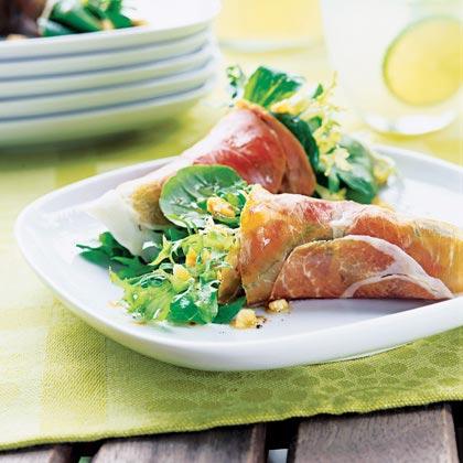 Prosciutto Lettuce Wraps Recipe