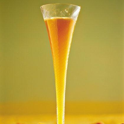 Sparkling Orange Punch Recipe