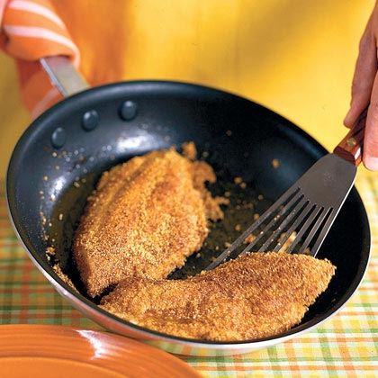 Light and Crispy Pan-Fried Catfish Recipe