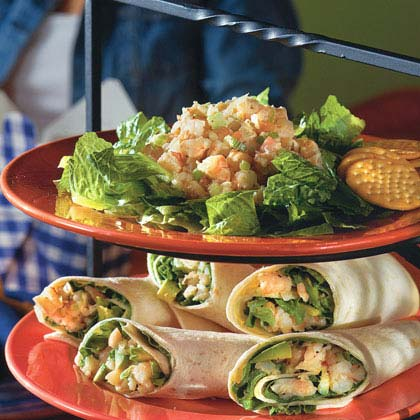Old Bay Shrimp SaladRecipe