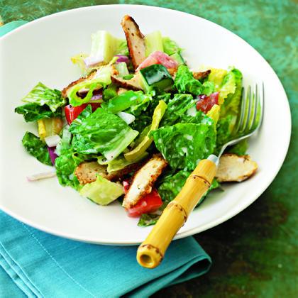 Fried-Chicken Salad Recipe