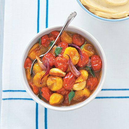 Grape Tomato RelishRecipe