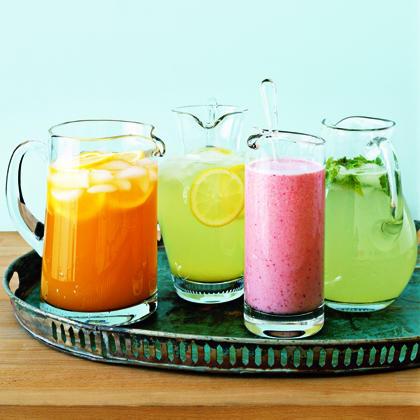 Lemon-Mint Cooler